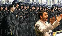 Ahmadinejad addresses media criminals at the State Prison for Reporters.