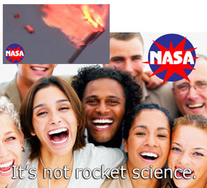 """In retrospect,"" added NASA PR flack Dale Dennis, ""the agency's [2016] PR campaign... may have been ill advised."""