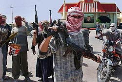Death Squad Sabra Rat'lers inked a long term agreement with KFC Monday in Iraq.